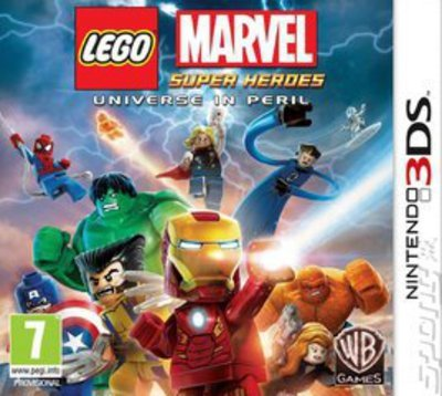 Cheapest price of LEGO Marvel Super Heroes Universe in Peril Nintendo 3DS Game in new is £14.99