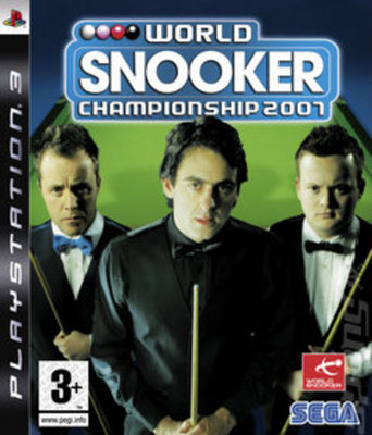 Compare Sony Computer Entertainment used World Snooker Championship 2007 PS3 Game in UK