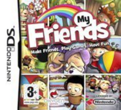 Cheapest price of My Friends Nintendo DS Game in new is £2.59