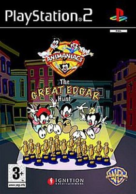 Compare Sony Computer Entertainment used Animaniacs The Great Edgar Hunt PS2 Game in UK
