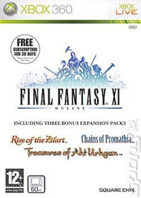 Compare Microsoft used Final Fantasy XI Online XBOX 360 Game in UK