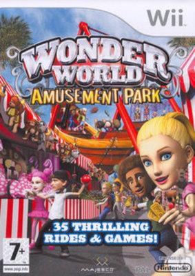 Compare Nintendo used Wonderworld Amusement Park Nintendo Wii Game in UK