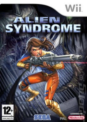 Compare Nintendo used Alien Syndrome Nintendo Wii Game in UK