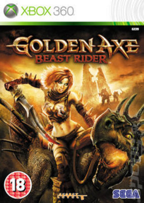Compare Microsoft used Golden Axe Beast Rider XBOX 360 Game in UK