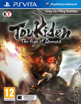 Compare Sony Computer Entertainment used Toukiden The Age Of Demons PS VITA Game in UK