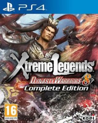 Compare Sony Computer Entertainment used Dynasty Warriors 8 Xtreme Legends Complete Edition PS4 Game in UK
