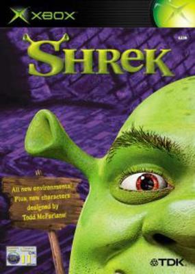 Compare Microsoft used Shrek XBOX Game in UK