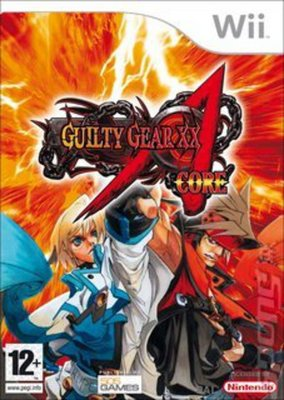 Compare Nintendo used Guilty Gear Core Nintendo Wii Game in UK
