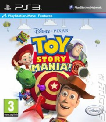 Compare Sony Computer Entertainment used Toy Story Mania PS3 Game in UK