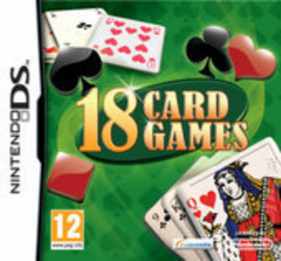 Compare prices for 18 Card Games Nintendo DS Game