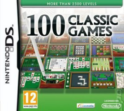 Compare cheap offers & prices of 100 Classic Games Nintendo DS Game manufactured by Nintendo