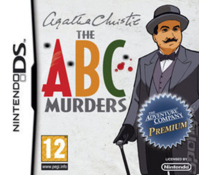 Compare prices for Agatha Christie The ABC Murders Nintendo DS Game