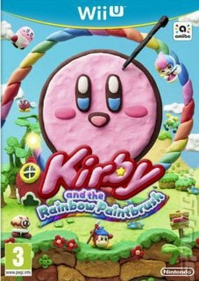 Compare Nintendo new Kirby and the Rainbow Paintbrush Nintendo Wii U Game in UK