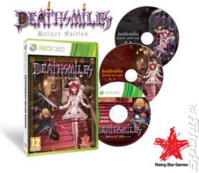 Compare Microsoft used Deathsmiles Deluxe Edition XBOX 360 Game in UK