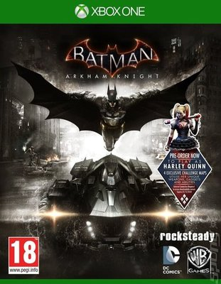 Compare prices for Batman Arkham Knight XBOX ONE Game