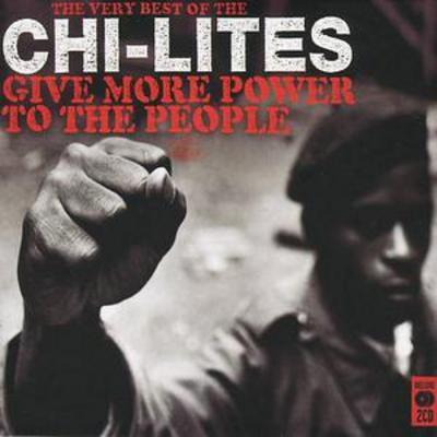 Chi Lites For Gods Sake Give More Power To The People Troubles A Comin