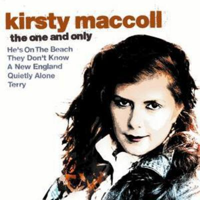 Kirsty Maccoll The One And Only Kirsty Maccoll