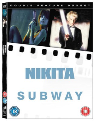 La Femme Nikita/Subway [DVD] - DVD - musicMagpie Store