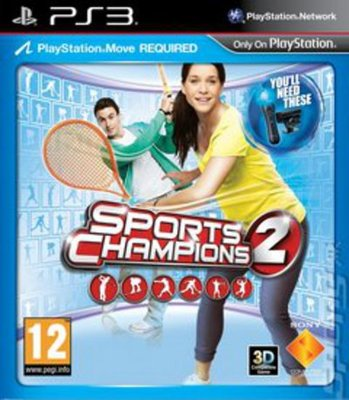 Cheapest price of Sports Champions 2 PS3 Game in used is £6.19
