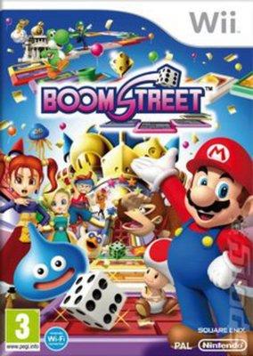 Compare Nintendo used Boom Street Nintendo Wii Game in UK