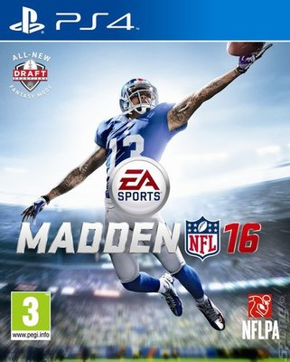 Compare Sony Computer Entertainment new Madden NFL 16 PS4 Game in UK