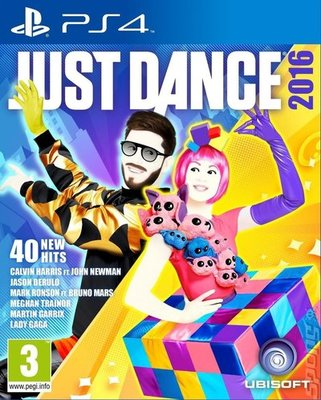 Compare Sony Computer Entertainment new Just Dance 2016 PS4 Game in UK