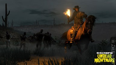 Compare Microsoft used Red Dead Redemption Undead Nightmare XBOX 360 Game in UK
