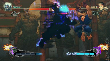 Compare Sony Computer Entertainment used Super Street Fighter IV Arcade Edition PS3 Game in UK