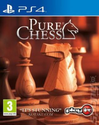 Cheapest price of Pure Chess PS4 Game in new is £9.99