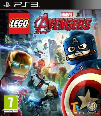 Compare Sony Computer Entertainment used LEGO Marvels Avengers PS3 Game in UK