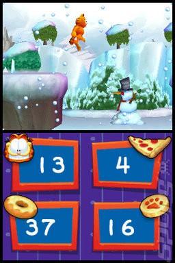 Garfield S Nightmare Nintendo Ds Nintendo Ds Musicmagpie Store