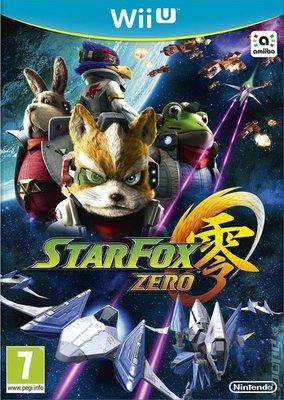 Compare Nintendo new StarFox Zero Nintendo Wii U Game in UK