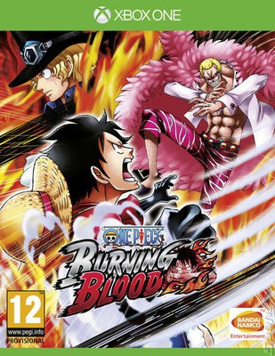 Compare Microsoft new One Piece Burning Blood XBOX ONE Game in UK