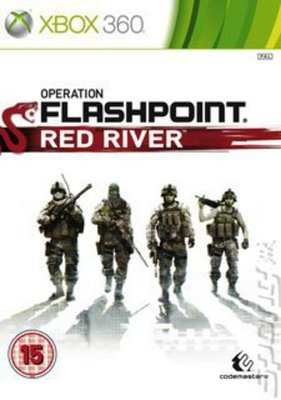 Compare Microsoft used Operation Flashpoint Red River XBOX 360 Game in UK