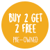 Buy2 get2 pre owned used