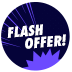 Flash offer refurbished