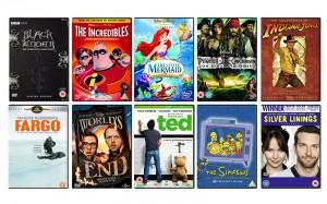 DVD Chart