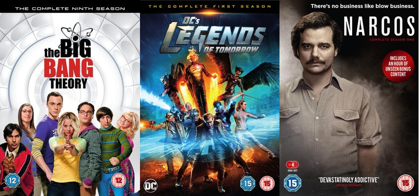 29th Aug DVD releases