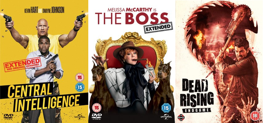 Magpie Dvd Club The Angry Birds Movie The Boss And More