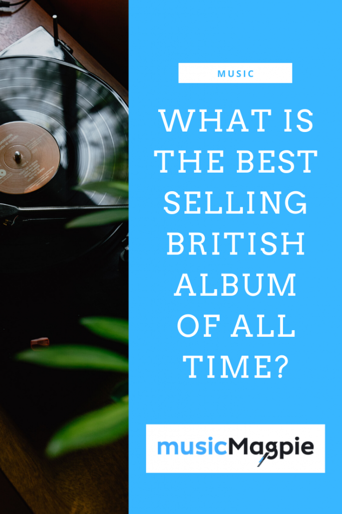 what is the best british album of all time