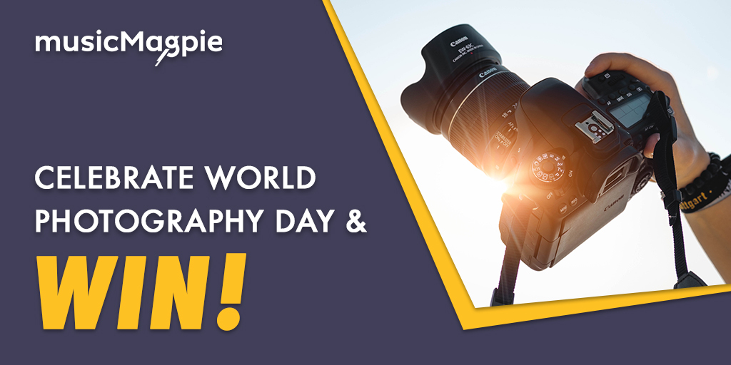 world photography day musicmagpie